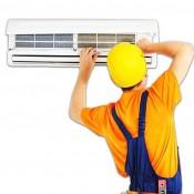 Стандартен монтаж на климатик от 9 000до 24 000 Btu