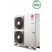 Термопомпа въздух-вода LG HM161M+HA061M R32