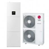 Термопомпа въздух-вода LG HN1616T/HU121