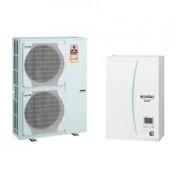 Термопомпа въздух-вода LG MITSUBISHI ELECTRIC ERSC-VM2C/PUHZ-SHW140YHA
